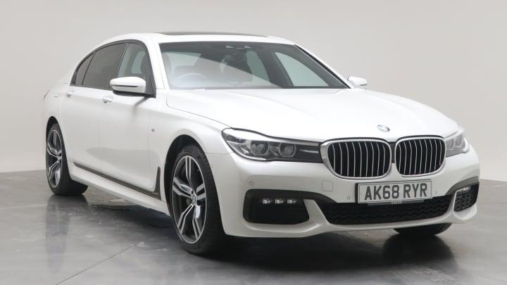 2018 Used BMW 7 Series 3L M Sport