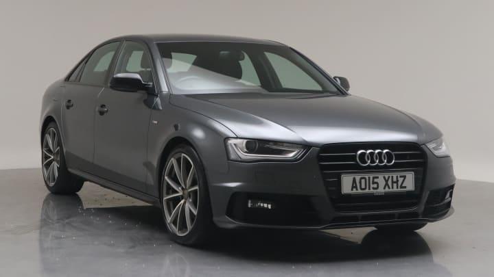 2015 Used Audi A4 2L Black Edition Plus TDI