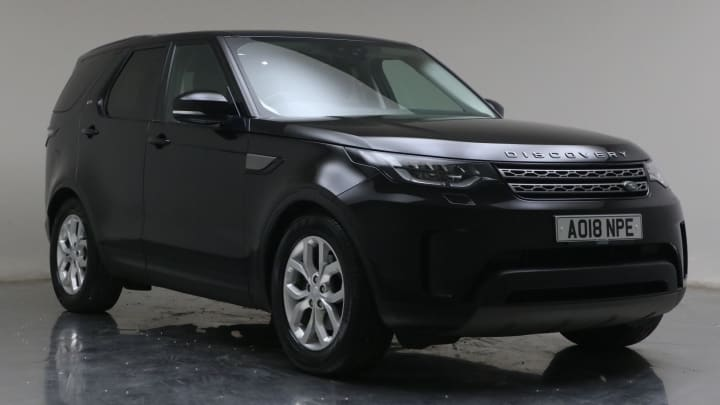 2018 used Land Rover Discovery 2L SE SD4
