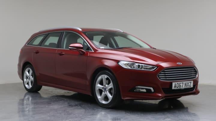2017 Used Ford Mondeo 2L Titanium EcoBoost T