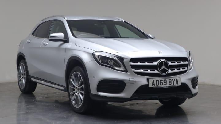 2019 used Mercedes-Benz GLA Class 1.6L AMG Line Edition GLA200