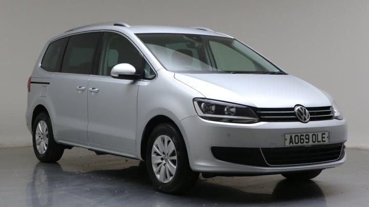 2019 Used Volkswagen Sharan 2L SE Nav TDI