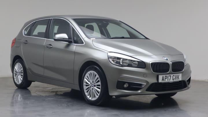 2017 Used BMW 2 Series Active Tourer 1.5L Luxury 216d
