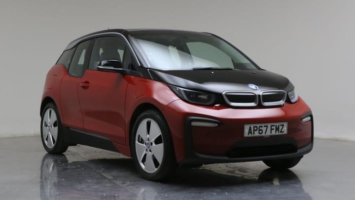 2018 Used BMW i3 0.6L