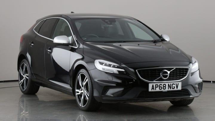 2018 Used Volvo V40 1.5L R-Design Pro T2