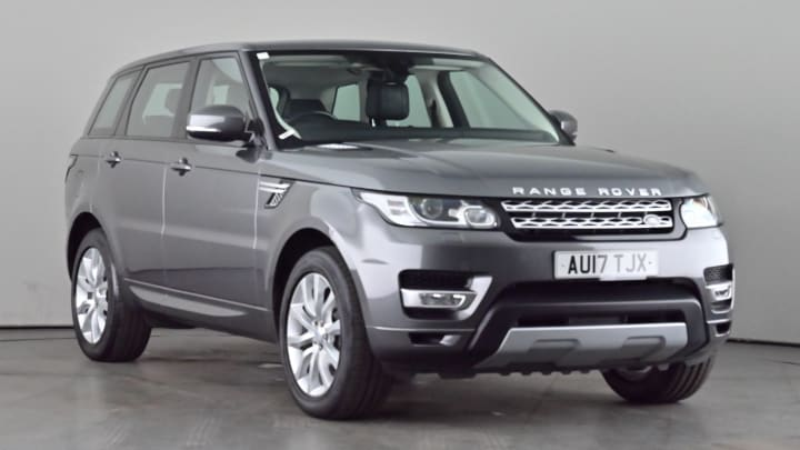 2017 Used Land Rover Range Rover Sport 2L HSE SD4