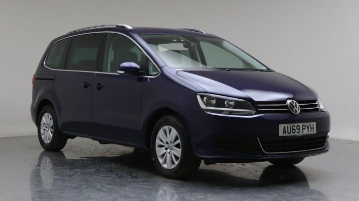 2019 Used Volkswagen Sharan 1.4L SE Nav TSI