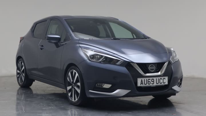 2019 used Nissan Micra 1L Tekna DIG-T