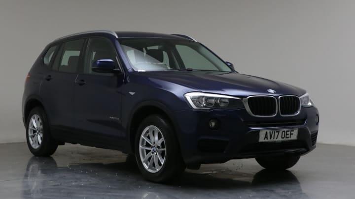 2017 Used BMW X3 2L SE 20d
