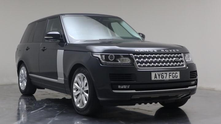 2017 used Land Rover Range Rover 3L Vogue TD V6