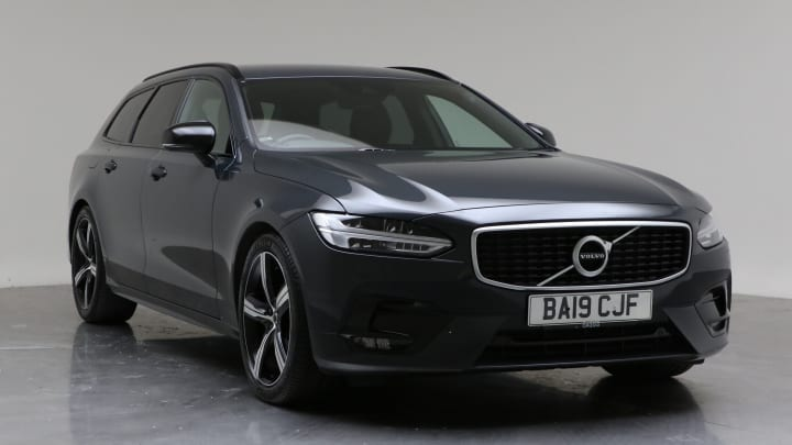 2019 Used Volvo V90 2L R-Design Plus T4