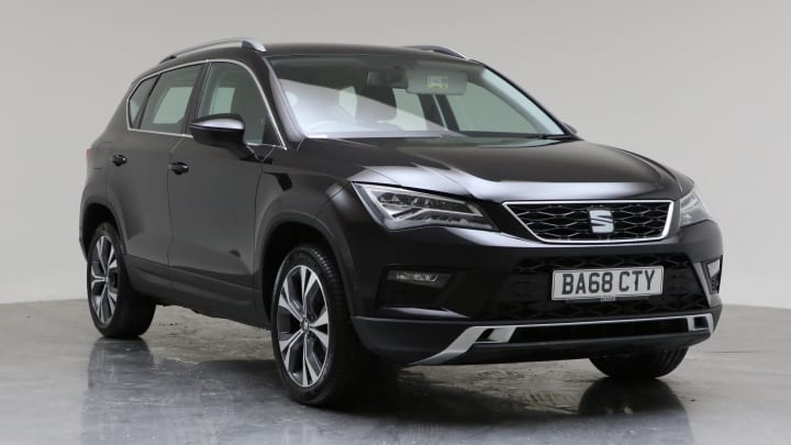 2019 Used Seat Ateca 1.5L SE Technology TSI EVO