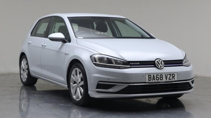 2019 Used Volkswagen Golf 1.5L SE Nav TSI EVO