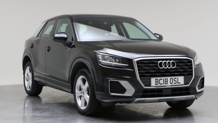 2018 Used Audi Q2 1.6L Sport TDI