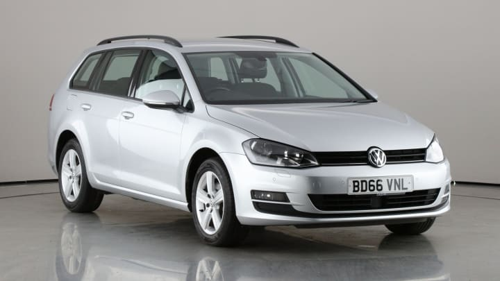 2016 Used Volkswagen Golf 1.4L Match Edition BlueMotion Tech TSI