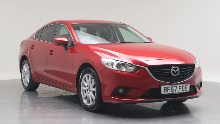 2017 Used Mazda Mazda6 2L SE-L Nav SKYACTIV-G