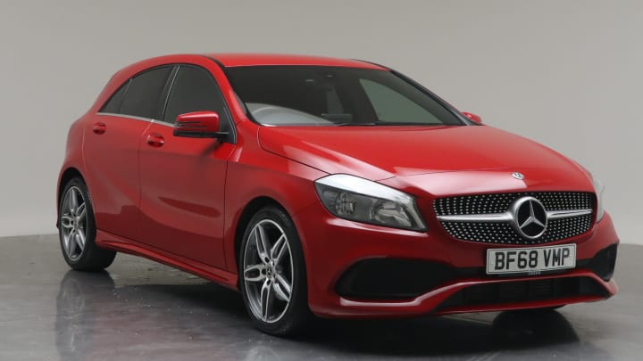 2018 Used Mercedes-Benz A Class 1.5L AMG Line A180d