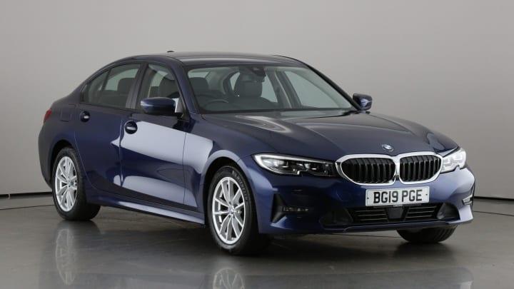 2019 Used BMW 3 Series 2L SE 320d
