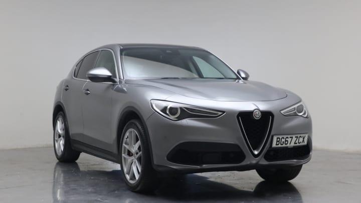 2018 Used Alfa Romeo Stelvio 2L Milano Edizione T