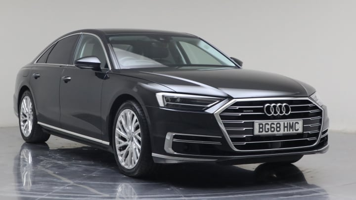 2018 used Audi A8 3L TDI V6