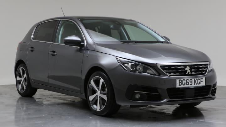 2019 Used Peugeot 308 1.2L Tech Edition PureTech