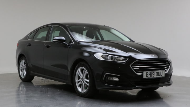 2019 Used Ford Mondeo 2L Zetec Edition EcoBlue