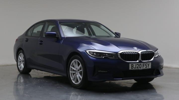 2020 used BMW 3 Series 2L SE Pro 330e