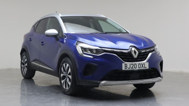 2020 Used Renault Captur 1.3L Iconic TCe