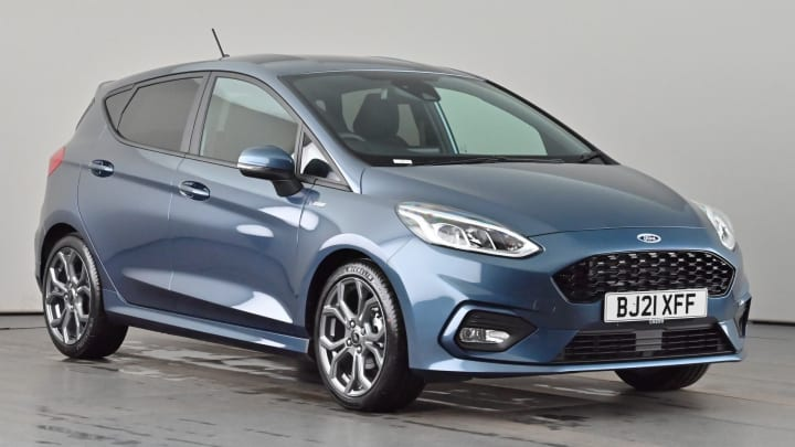 2021 Subscription Ford Fiesta 1L ST-Line Edition EcoBoost MHEV T