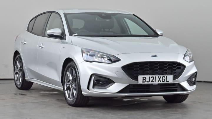 2021 Subscription Ford Focus 1L ST-Line EcoBoost T