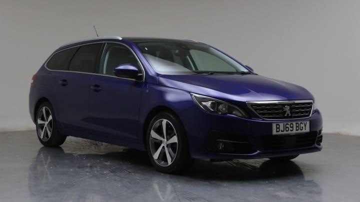 2019 Used Peugeot 308 SW 1.2L Tech Edition PureTech
