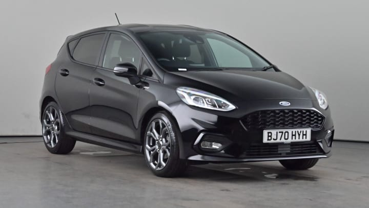 2020 Subscription Ford Fiesta 1L ST-Line Edition EcoBoost MHEV T