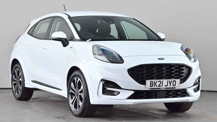 2021 Subscription Ford Puma 1L ST-Line EcoBoost MHEV T