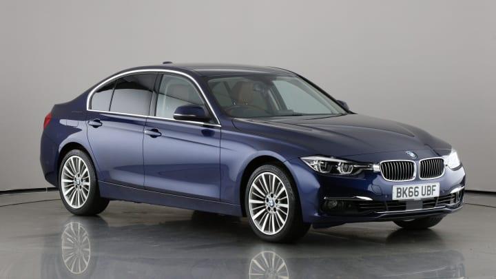 2016 Used BMW 3 Series 3L Luxury 330d