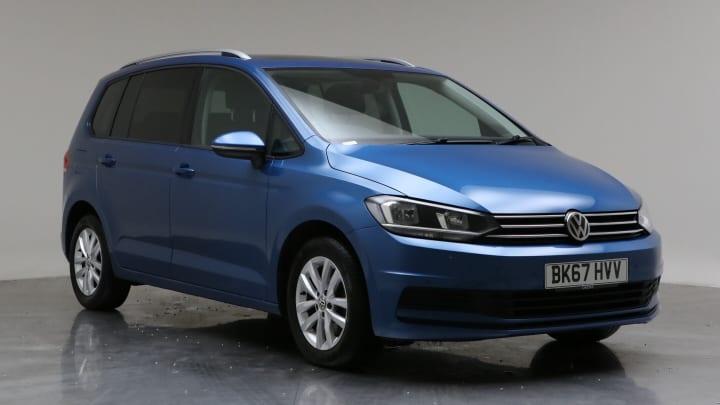 2017 Used Volkswagen Touran 1.6L SE Family TDI