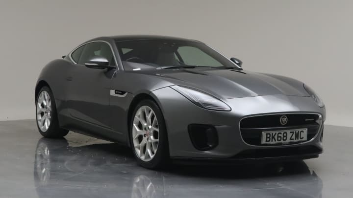2018 Used Jaguar F-Type 2L R-Dynamic i