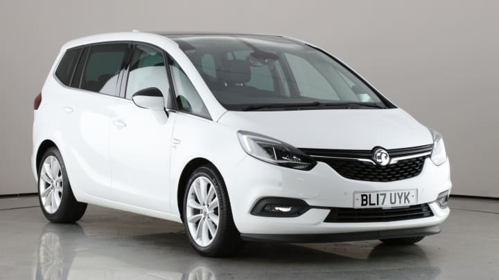 2017 Used Vauxhall Zafira Tourer 1.4L Elite Nav i Turbo