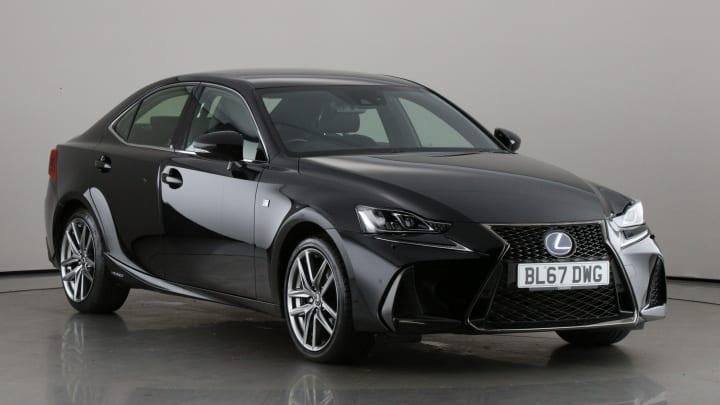 2018 used Lexus IS 300 2.5L F Sport