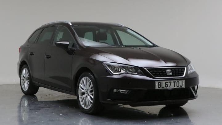 2017 Used Seat Leon 1.6L SE Dynamic Technology TDI