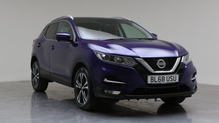 2019 Used Nissan Qashqai 1.5L N-Connecta dCi