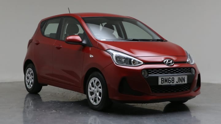 2019 Used Hyundai i10 1L SE