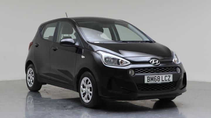 2019 Used Hyundai i10 1.2L SE