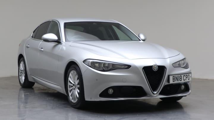 2018 Used Alfa Romeo Giulia 2.1L Tecnica TD