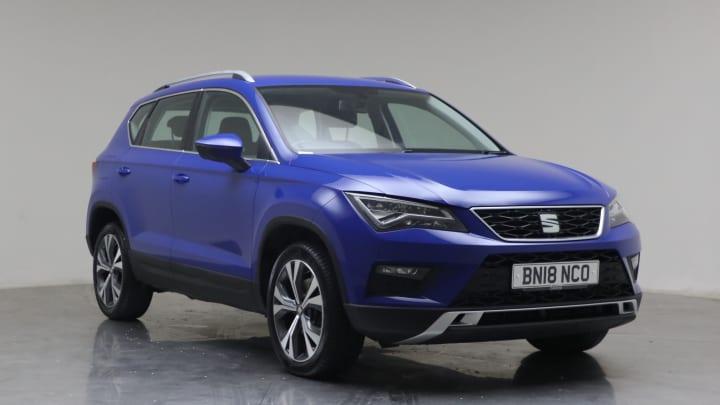 2018 Used Seat Ateca 1.6L SE Technology Ecomotive TDI