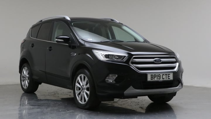 2019 Used Ford Kuga 1.5L Titanium Edition EcoBoost T