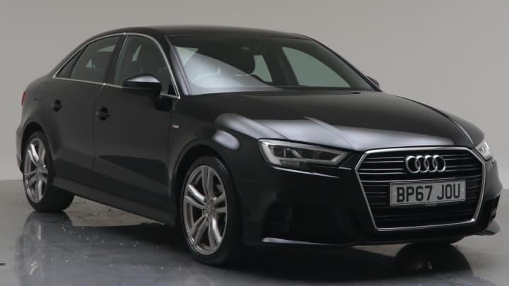 2017 Used Audi A3 2L S line TDI