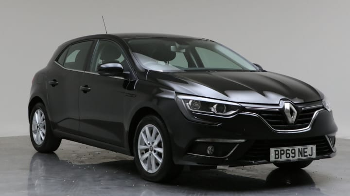 2019 Used Renault Megane 1.3L Play TCe