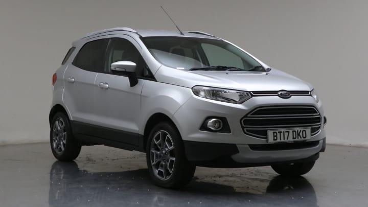 2017 Used Ford EcoSport 1L Titanium EcoBoost T