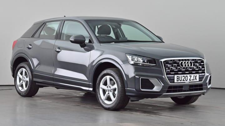 2020 Subscription Audi Q2 1.6L Technik TDI