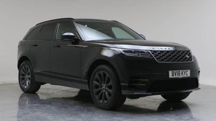 2018 Used Land Rover Range Rover Velar 2L R-Dynamic SE D240